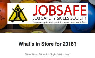 2018 February JobSafe Newsletter