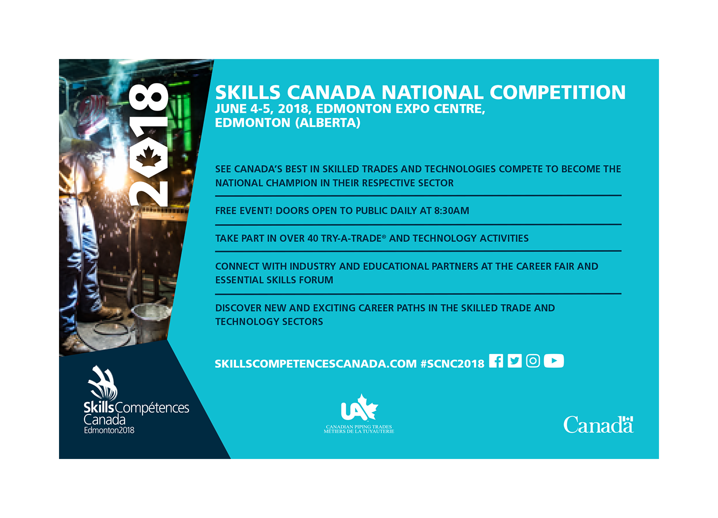 Skills Canada National Competition