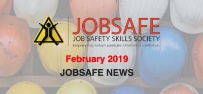 JobSafe newsletter February 2019
