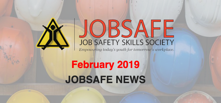 JobSafe newsletter February 2019
