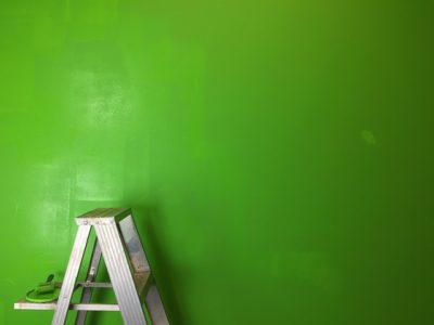 ladder safety painting jobs