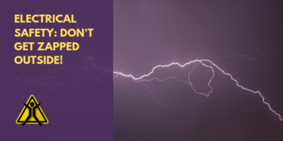 lightning, electrical safety
