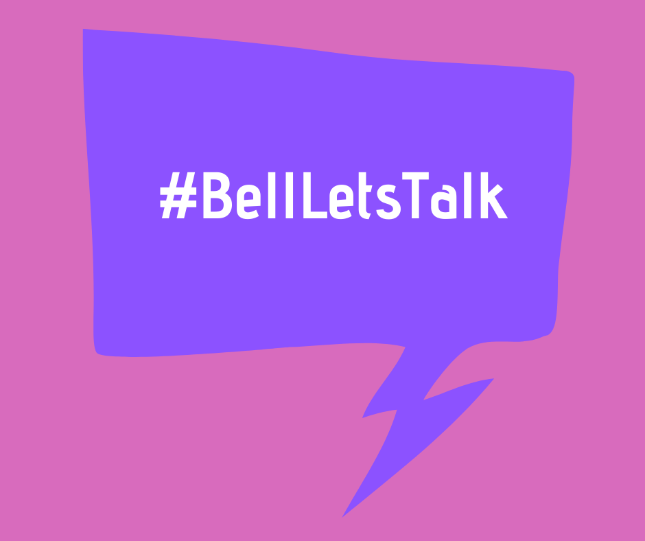 Bell Lets Talk Day 2020