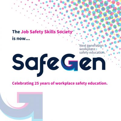 SafeGen announcement of rebrand